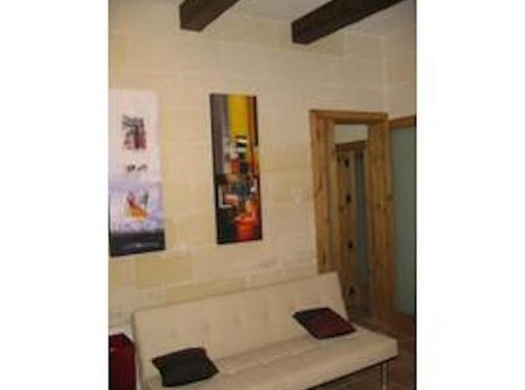 Msida: 1 double bedroom apartment, own house entrance - דירות