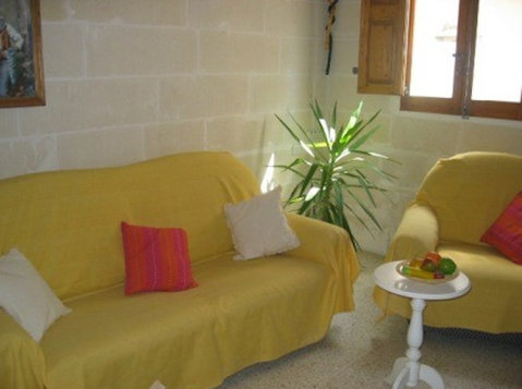 Msida 2 bedrooms, with garden terrace - Apartments