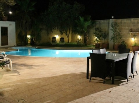HOLIDAY LETS BY OWNER: Property with Pool in Naxxar (MALTA) - Holiday Rentals
