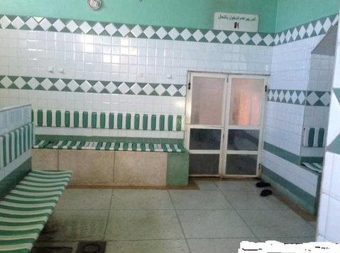 Hammam 1000M² à Bouznika - Houses