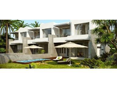 Vente villa en bande H.s à Bouskoura - Talot