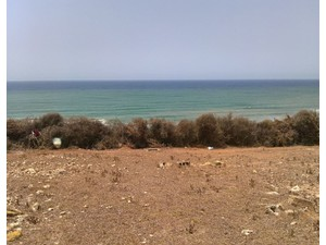 Sale of Land of 12 hectares seaside Bouknadel - Maata