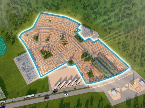 LOT POUR STATION DE SERVICE 7644M² BOUHAYRATE FÉS - Terrenos