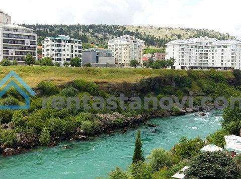 Rent a flat Podgorica, rent apartment, short term apartments - อพาร์ตเม้นท์