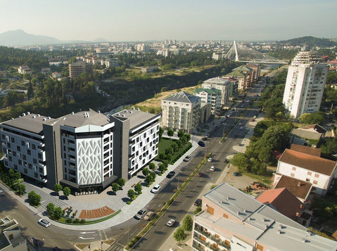 Apartments Podgorica flats for rent, accommodation - Aluguel de Temporada