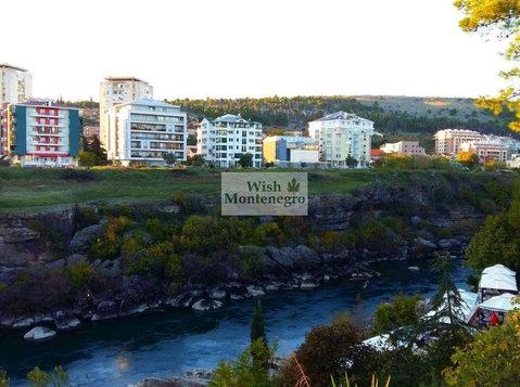Prodaja stanova u Podgorici - Izdavanje stanova na duže - Apartments