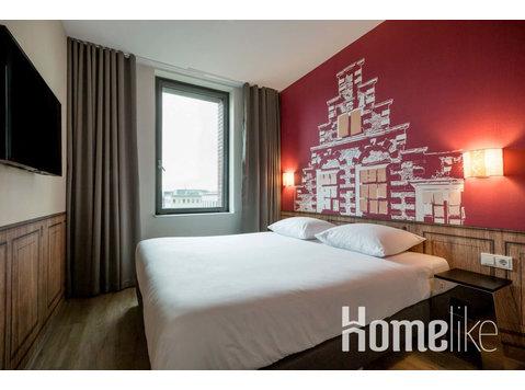 Modern appartement met 1 slaapkamer - Appartementen