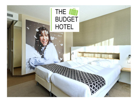 Rooms in The Budget Hotel Amsterdam - Apartamentos
