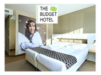 Rooms in The Budget Hotel Amsterdam