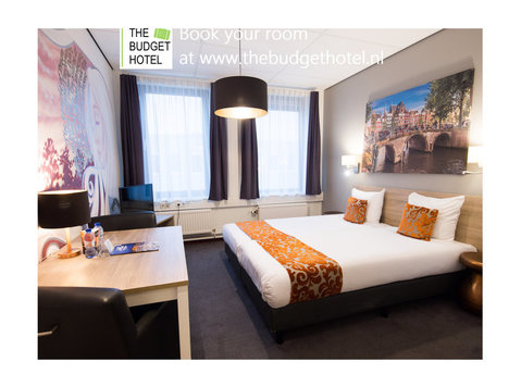 The Budget Hotel Amsterdam - Apartments
