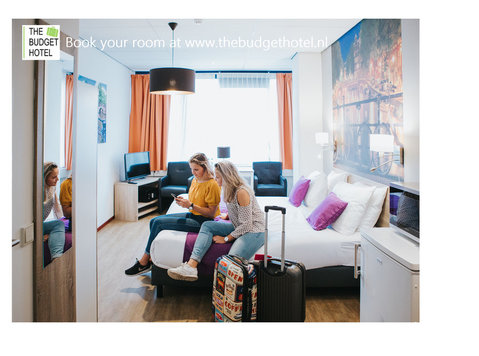 The Budget Hotel Amsterdam - Serviced apartments