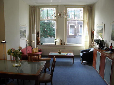 Per December : semi-apartment, best neighbourhood The Hague - Flatshare