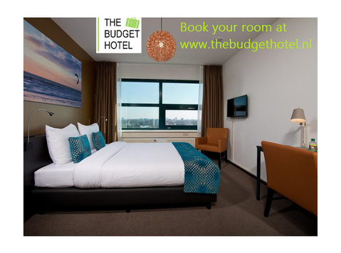 The Budget Hotel The Hague - Serviced apartments