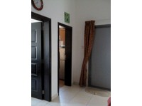 1 bhk flat, 2 toilet,near indain school darsait,1st floor - Apartments