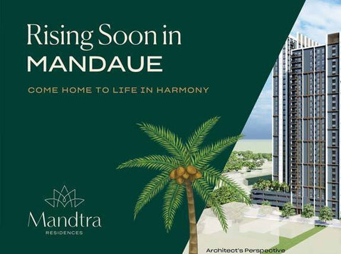 Mandtra Residences - اپارٹمنٹ