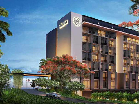 Sheraton Cebu Mactan Resort [Residences] - Office / Commercial