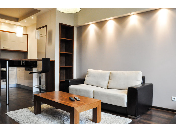 Apartment City Park balcony fully furnished 3000zl Poznan ...