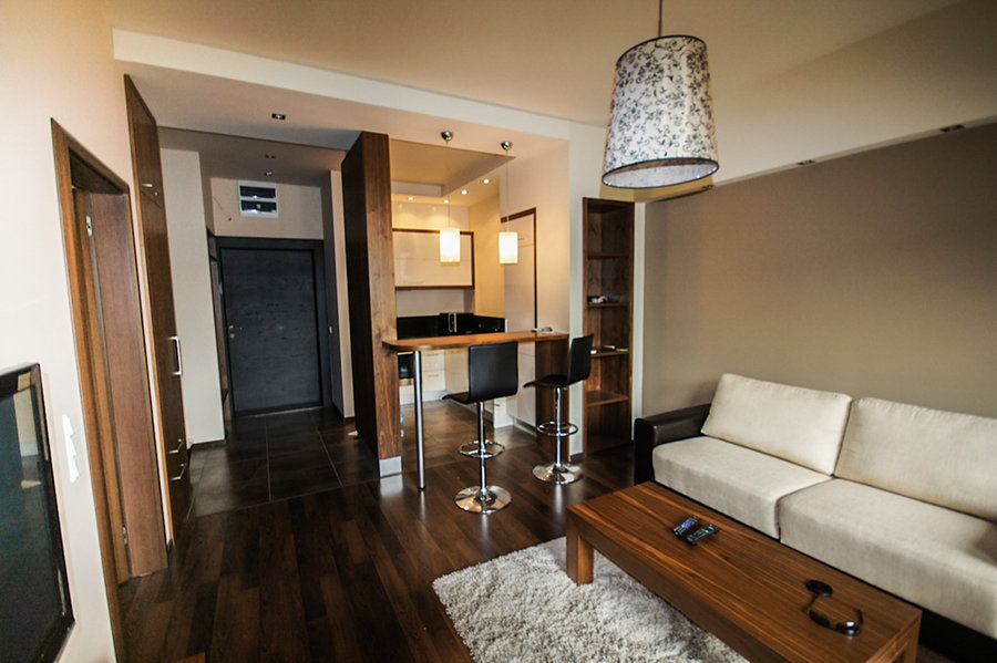 Apartment city park balcony fully furnished 3000zl poznan One bedroom fully furnished apartments