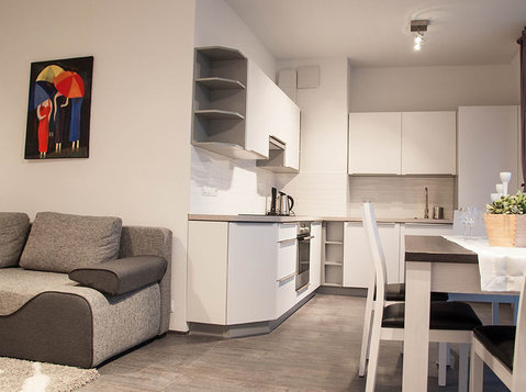 To rent Poznań City Center nice 2 rooms Towarowa Poznań - Apartamentos