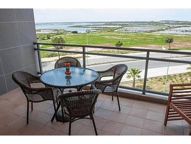 Village Marina Olhao: luxury 2 room apartment with sea view - Сезонная аренда
