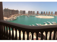 Marina view 2 Bedrooms apartment Fully Furnished in Tower 31 - Apartments