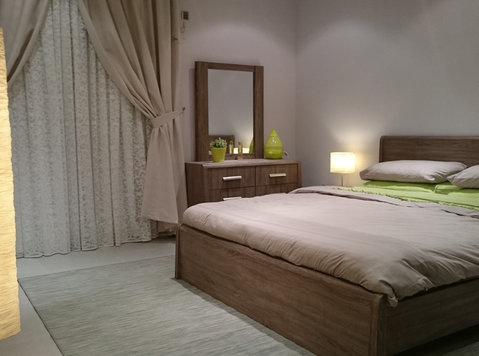 Apartment For Rent In Compounds close to Bahrain Causeway - Apartments