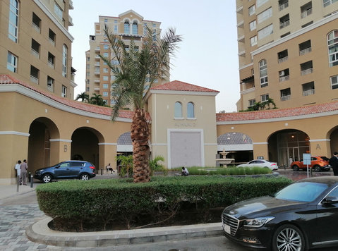Two  bhk  luxuries  apartment at Emaar Jeddah Gate 02 - Apartments