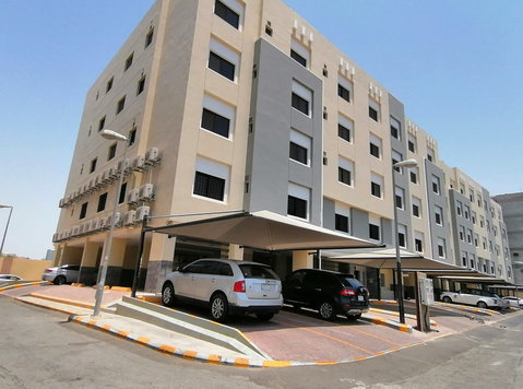 fully Furnished Apartment For Rent  Al Ruwaise    - Apartments