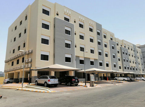 Fully Furnished Apartment For Rent  Al Ruwaise - Appartements équipés