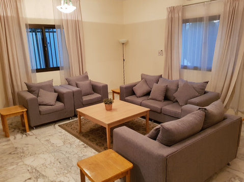 Spacious two-bedroom villa-apartment in Ryan Residential - Serviced apartments