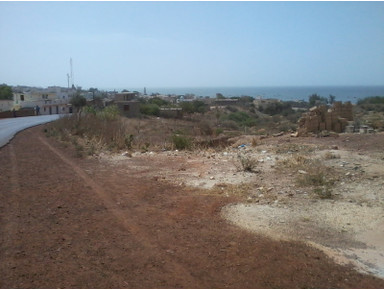 Beautiful lots near ocean in Senegal ideal work & living - Земя