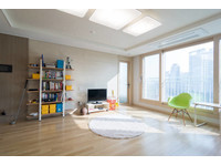 Brand New Share apartment(Hongdae,Sangsu,Hapjeong/river view - Apartments