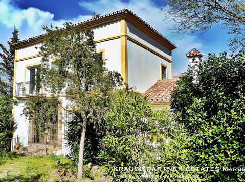 Ojén - Marbella: Luxury Country Estate with 6ha land - Houses
