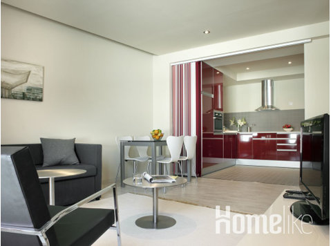 Central apartment in Sants for 3 people - Apartemen