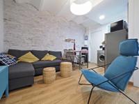 Charming 1 Bedroom Apartment, Barceloneta