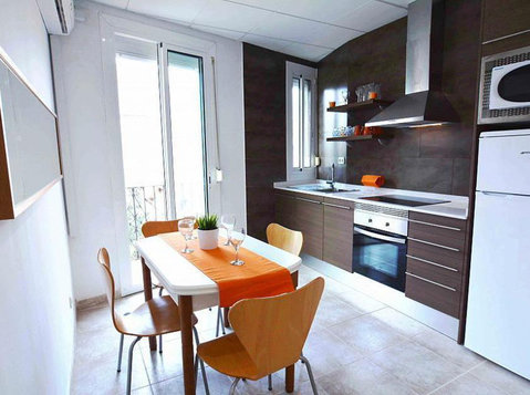Friendly Apartment For Rent In Barcelona - Apartments