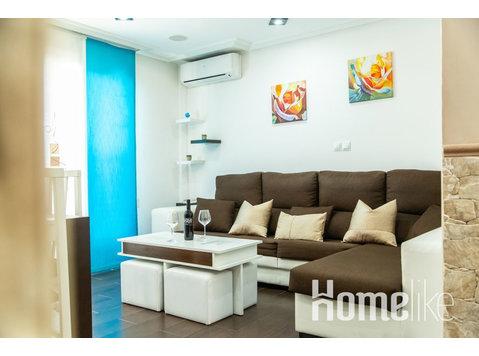 Wonderful apartment in Villaverde - Apartments