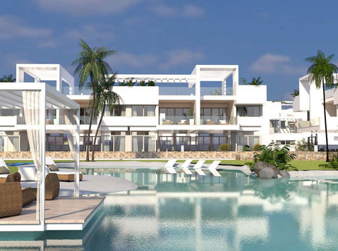 New build apartment for sale in Torrevieja, Spain - Apartments