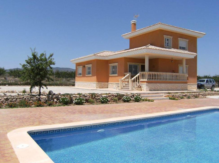 Villas For Sale Catral Spain