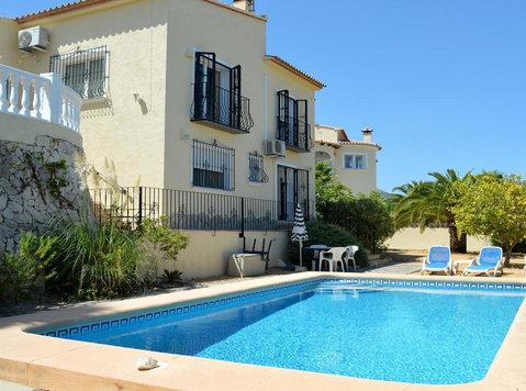 Modern villa for sale in Benitachell, Costa Blanca - வீடுகள்