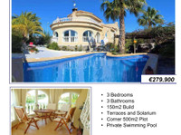 New properties Rojales and surrounding