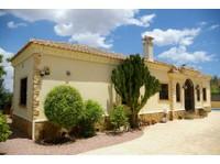 Beautiful 3 bedroom detached villa in Formentera - Houses