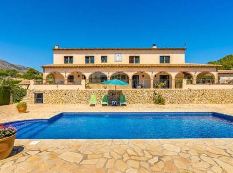 Stunning finca in Benissa - Houses