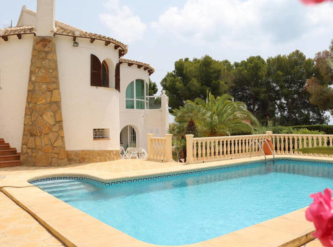 Villa for sale in Moraira - Hus