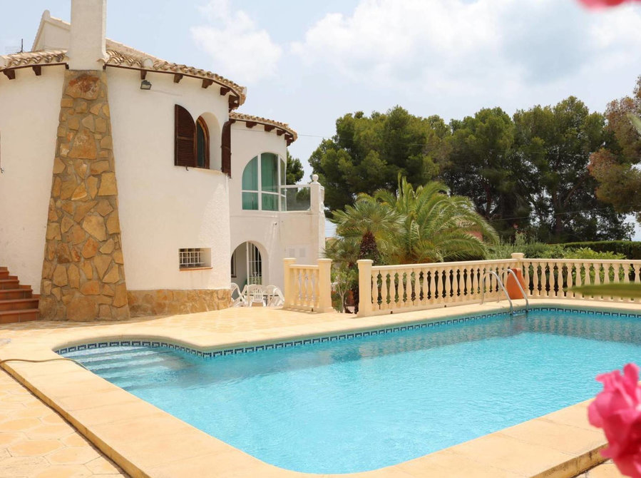 Villa for sale in Moraira - Houses