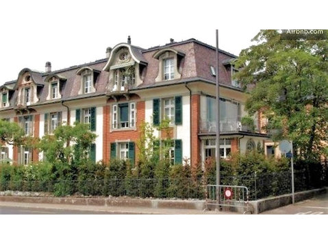 5½ ROOM APARTMENT IN BERN - KIRCHENFELD, FURNISHED - Serviced apartments