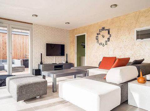 (266) Furnished 3BR apartment in Prévessin-Moëns (France) * - Apartments