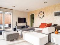 (266) Furnished 3BR apartment in Prévessin-Moëns (France) *