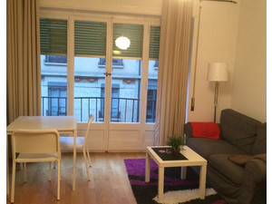 Modern flat 2min from Cornavin Station and Lake - Apartments