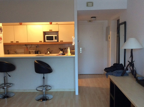 Short or long term, fully furnished next to Un - Apartamentos
